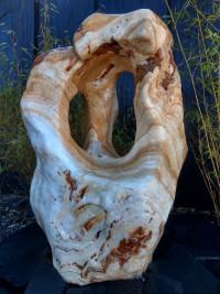 Onyx Brunnenskulptur