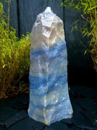 Komplettset Brunnen Azul Macauba Monolith 80cm