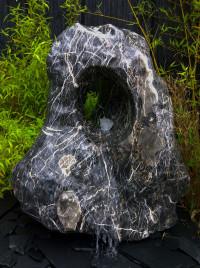Marmor Brunnenskulptur