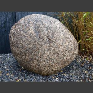 Nordischer Granit Findling 62cm