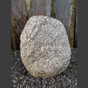 Gneis Natur Findling 51cm hoch