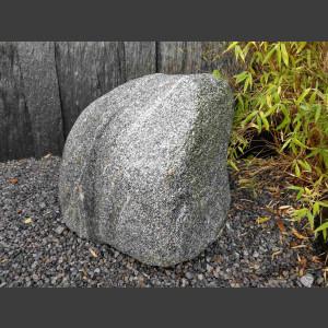 Gneis Natur Findling 58cm hoch