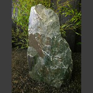 Denkmalstein Felsen aus Serpentinit 107cm
