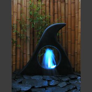 Schaumsprudler Brunnen Die Welle1