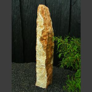Monolith lila Marmor 95cm hoch