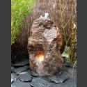 Lava Vulkan Quellstein 55cm