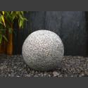Granit Kugel grau 30cm
