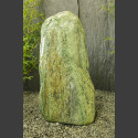 Denkmal Monolith aus Serpentin 100cm