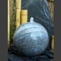 Blaustein Kugelbrunnen geschliffen 30cm