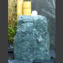 Quellstein Felsen grüner Dolomit 40cm