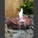 Lava Schaumsprudler Brunnenset mit Lampe