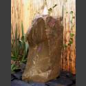 Gartenbrunnen Komplettset beiger Sandstein 50cm