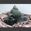 Diabas Brunnen Die Schnecke