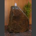 Gartenbrunnen Komplettset beiger Sandstein 100cm