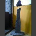 Silica Schieferskulptur