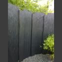 Schiefer Taco Platte schwarz 240cm