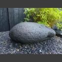 schwarze Lava Linse 265kg