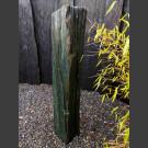 Serpentinit Naturstein Monolith 119cm hoch