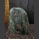 Serpentinit Naturstein Monolith 60cm hoch