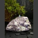Lepidolith Quellstein Felsen ca 50kg