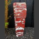 Jaspis Naturstein Monolith geschliffen 103cm