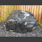 Quarz Schiefer Felsen schwarz weiß 305kg