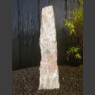 Naturstein Monolith Norwegian Rosé 100cm