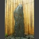 Komplettset Brunnen graubrauner Schiefer 120cm