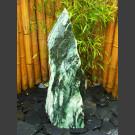 Komplettset Brunnen Atlantis Spaltfelsen grüner Quarzit95cm