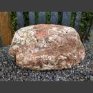 Nordischer Granit Findling 33cm