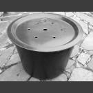 GFK-Becken rund mit GFK-Abdeckung 90cm/60cm