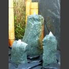 Triolithen Quellsteine grüner Dolomit 50cm
