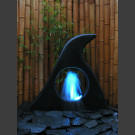 Schaumsprudler Brunnen - Die Welle