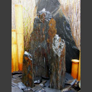 Triolithen Komplettbrunnen graubrauner Schiefer 75cm