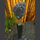 Siliziucarbid Schieferskulptur 2