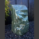 Marmor Felsen grün poliert 125kg