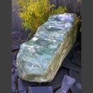 Bachlauf Kaskaden Brunnen grüner Marmor 540kg