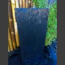 Gartenbrunnen Schiefer Wasserwand 100cm
