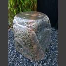 Sitzfindling Hocker nordischer Granit