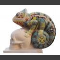 """""""Le triomphe de la vie sur la mort"""" Sculpture par Sören Ernst"""
