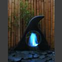 """Fontaine de jet d'eau moussant - """"l'onde"""""""