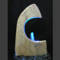 "Fontaine sculpture ""A Onda"""