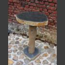 Table bistro de basalte