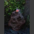 Fontaine de jardi lave brouillard 55cm
