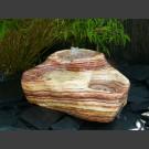 Fontaine set complet Cascade Cours d'eau en Onyx