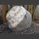 Gneiss Bloc erratique naturelle 52cm de haut