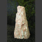 Pierre naturelle Monolith Norwegian Rosè 75cm