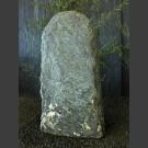 Pierre naturelle Monolith gris alpes 105cm