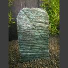 Roche de pierre naturelle Serpentinite 80cm