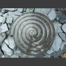 """Fontaines sculptées """"l'escargot"""""""